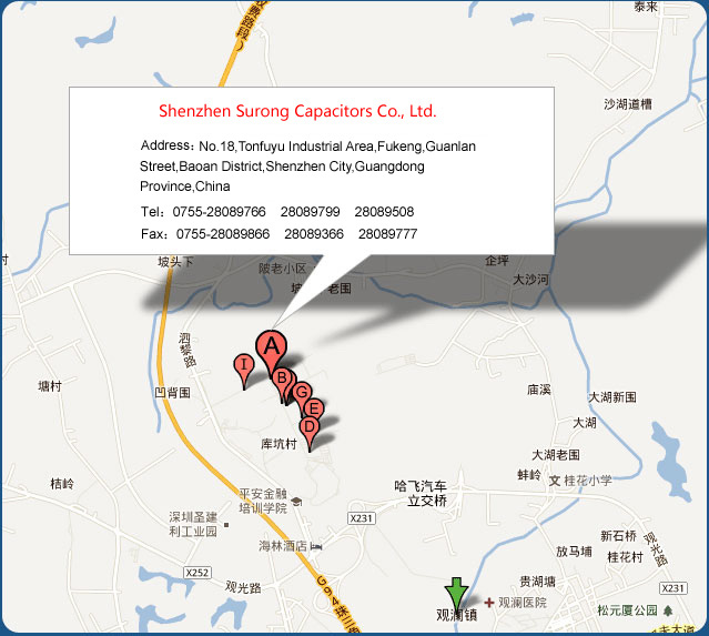 Shenzhen Co Ltd Mail: Shenzhen Surong Capacitors Co., Ltd